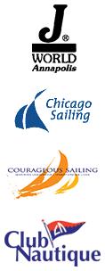 GEL Partners - J World, Chicago Sailing, Courageous Sailing, Club Nautique
